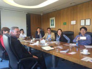 IDA Ireland Korean FinTech event